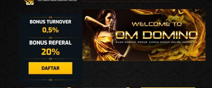 Omdomino – Situs Agen Domino QQ, Sakong Dan BandarQ Online tepercaya