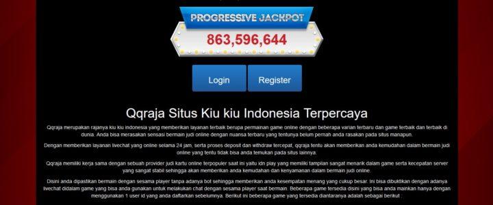 Qqraja Situs Kiu kiu Indonesia Terpercaya