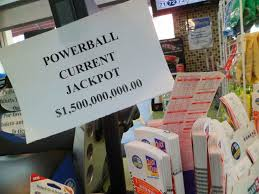 Lottery Jackpots Don't Follow Bell – Shaped Curves – Or, Do They