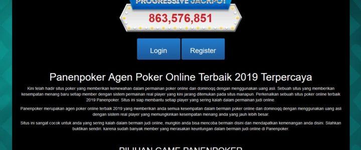 Panenpoker – Agen Poker Online Terbaik di Dunia