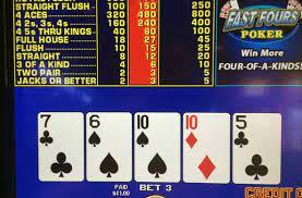 Poker Royal Flush Jackpot Strategy in Online Video Poker